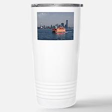 (3) Staten Island Ferry Travel Mug