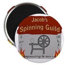 jacobs spinning guild2 Magnet