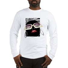 Diva Girl Long Sleeve T-Shirt