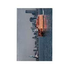 (12p) Staten Island Ferry Rectangle Magnet