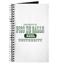 Pico de Gallo University Journal