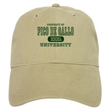 Pico de Gallo University Baseball Cap