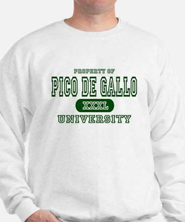 Pico de Gallo University Sweatshirt