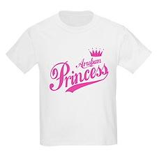 Aruban Princess Kids T-Shirt