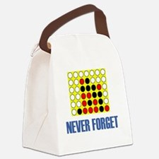Never forget-connect four-1 Canvas Lunch Bag