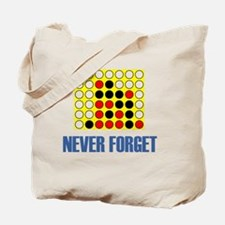 Never forget-connect four-1 Tote Bag