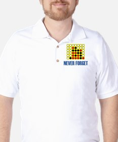 Never forget-connect four-1 T-Shirt