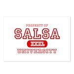 Salsa University Postcards (Package of 8)