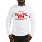 Salsa University Long Sleeve T-Shirt