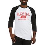 Salsa University Baseball Jersey