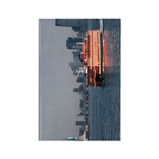 (13) Staten Island Ferry Rectangle Magnet