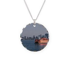 (15s) Staten Island Ferry Necklace