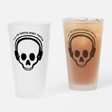 Air Pirate Logo Drinking Glass