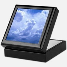 MousePad_SkyBlue Keepsake Box