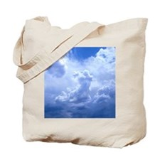 MousePad_SkyBlue Tote Bag