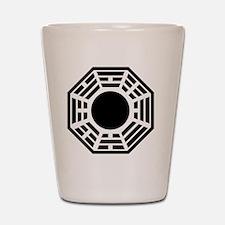 Dharma Initiative Shot Glass