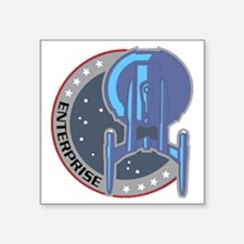 "NX-01 Patch Square Sticker 3"" x 3"""