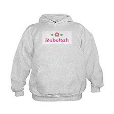 """Pink Daisy - """"Rebekah"""" Hoodie"""