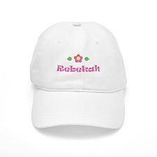 "Pink Daisy - ""Rebekah"" Baseball Cap"