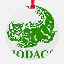 Rhinelander Hodags Ornament