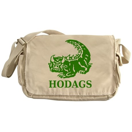 Rhinelander Hodags Messenger Bag