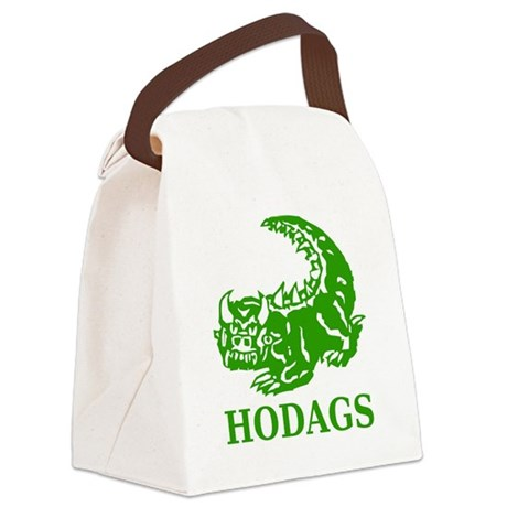 Rhinelander Hodags Canvas Lunch Bag