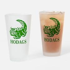 Rhinelander Hodags Drinking Glass