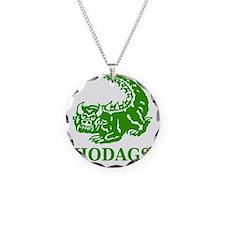 Rhinelander Hodags Necklace