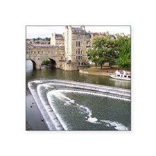 "MousePad_EnglishTown_Covere Square Sticker 3"" x 3"""