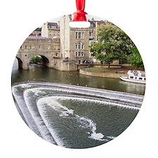 MousePad_EnglishTown_Covered_Bridge Ornament