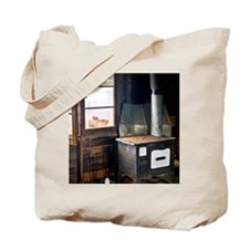 Stove_noise reduce Tote Bag