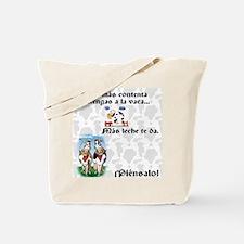 MANDIL Tote Bag