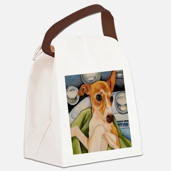 italgreybath Canvas Lunch Bag