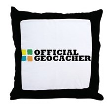 Cute Gps Throw Pillow