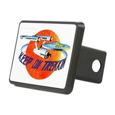 AMT Keep On Trekkin Hitch Cover