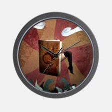 The Book of Women cover art (20x16) Wall Clock