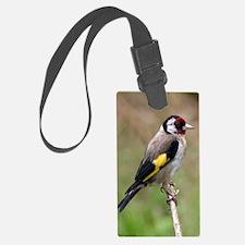goldfinch3 Luggage Tag