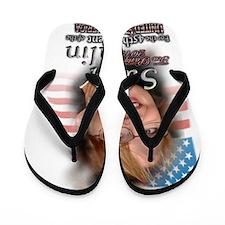 3-Sarah Palin Tea Party 2012 Flip Flops