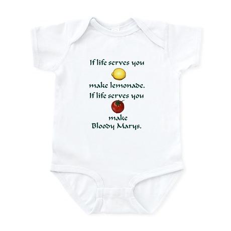 Lemonade Infant Bodysuit