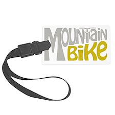 Mountain Bike Luggage Tag