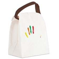 Slapsgiving_color Canvas Lunch Bag
