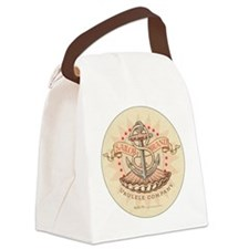 SailorBUCLogo Canvas Lunch Bag