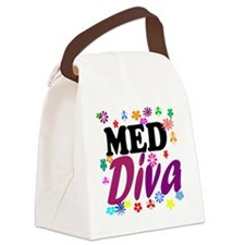 meddiva Canvas Lunch Bag