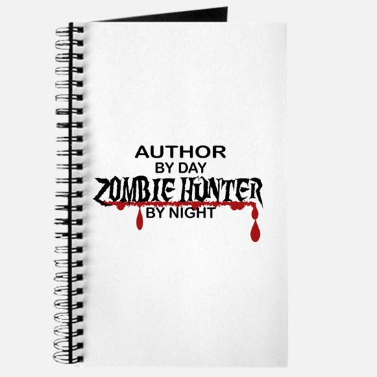 Zombie Hunter - Author Journal