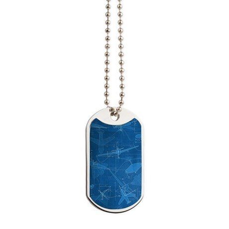 Aerodynamics Dog Tags