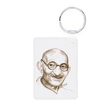ghandi Keychains
