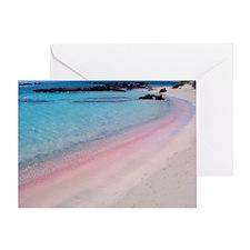 elafonisi_beach_framed_print Greeting Card