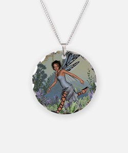 Bluebell Fairy Necklace