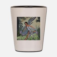 Bluebell Fairy Shot Glass