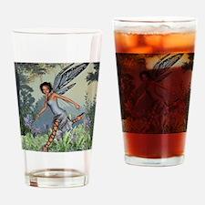Bluebell Fairy Drinking Glass